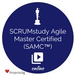 SCRUMstudy Agile Master Certified (SAMC™)