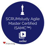 SCRUMstudy Agile Master Certified (SAMC™)