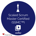 Scaled Scrum Master Certified (SSMC™)
