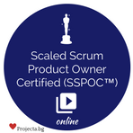 Scaled Scrum Product Owner Certified (SSPOC™)